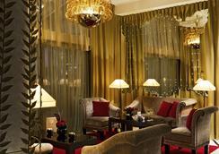 ホテル バリエール ル フーケ - パリ - ロビー
