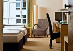 ソラト インゼル-ホテル レーゲンスブルク - レーゲンスブルク - 寝室