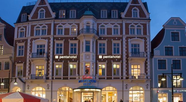 ペンタホテル ロストック - Rostock - 建物