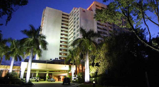 Fort Lauderdale Marriott North - フォート・ローダーデール - 建物
