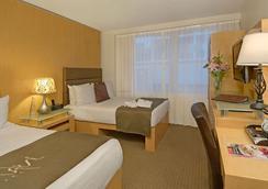 カーヴィ ホテル ニューヨーク - ニューヨーク - 寝室