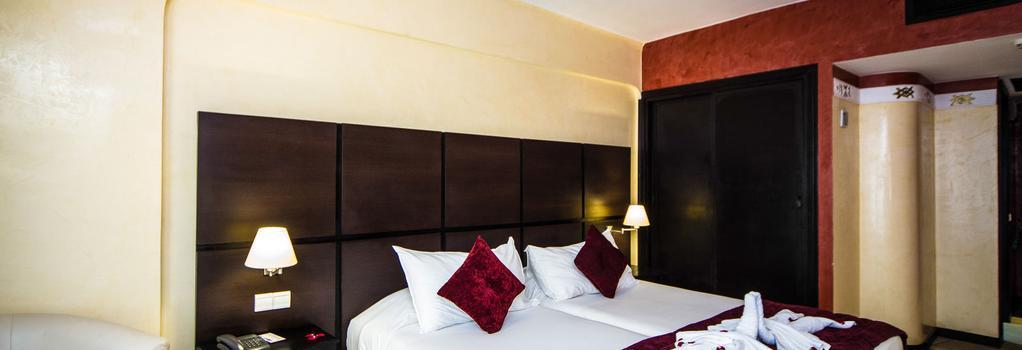 アネツィ タワー ホテル - アガディール - 寝室