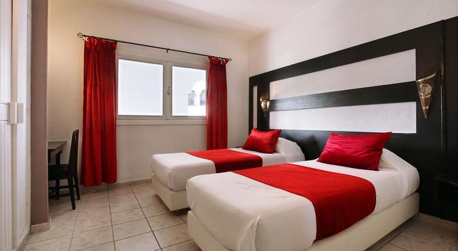 Anezi Apartments - アガディール - 寝室