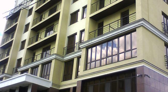 Davidov Hotel - カザン - 建物