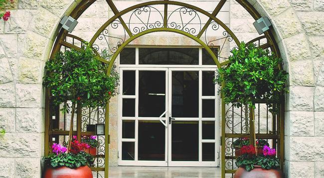 プリマ パレス ホテル - エルサレム - 建物