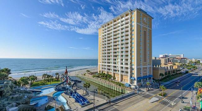 Westgate Myrtle Beach Oceanfront Resort - マートル・ビーチ - 建物