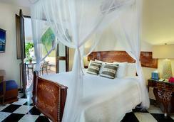 Villa Herencia Hotel - サン・フアン - 寝室