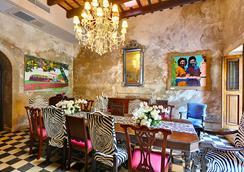Villa Herencia Hotel - サン・フアン - レストラン