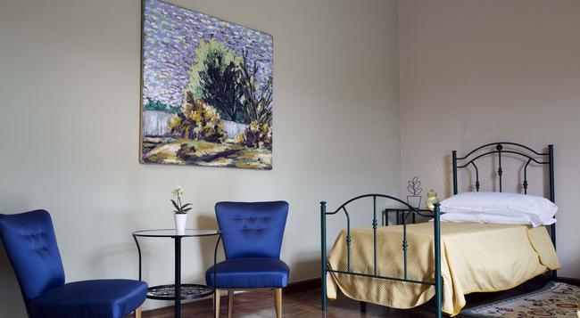 リンドーロ カターニア B&B - カターニア - 寝室