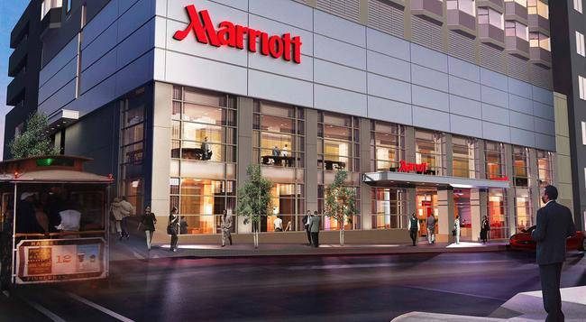 San Francisco Marriott Union Square - サンフランシスコ - 建物