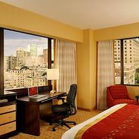 サンフランシスコ マリオット ユニオン スクエア Guest room