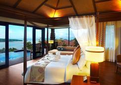 ノラ ブリ リゾート & スパ - サムイ島 - 寝室