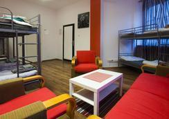 アート ホステル - ポズナン - 寝室