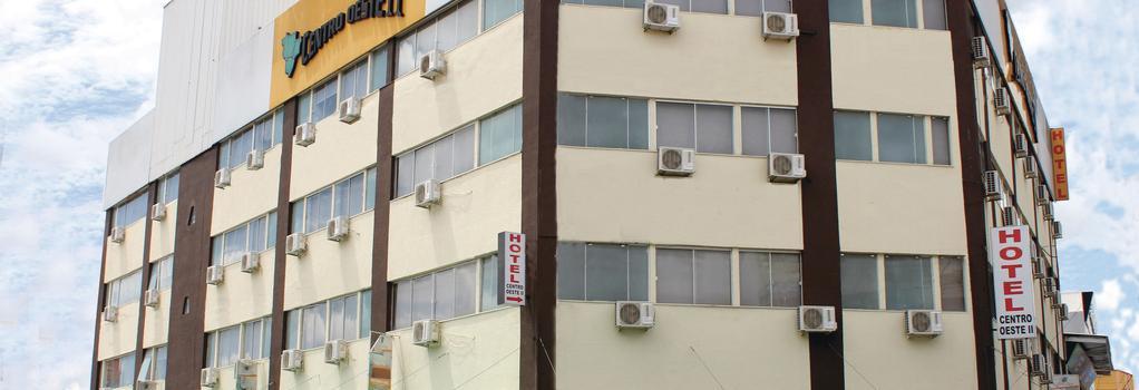 Hotel Cco - ゴイアニア - 屋外の景色