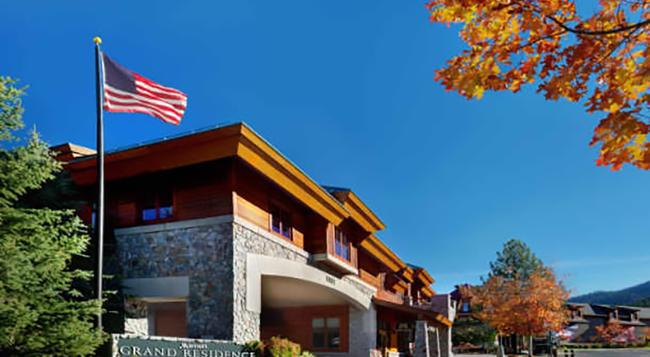 Grand Residences By Marriott, Tahoe - 1 To 3 Bedrooms & Pent - サウス・レイクタホ - 建物