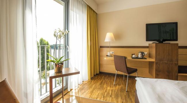 セントロヴィタル ホテル - ベルリン - 寝室