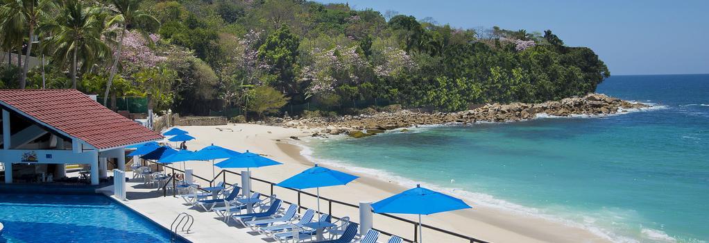Park Royal Puerto Vallarta Family Beach Resort - プエルト・バヤルタ - ビーチ