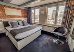 ホテル CC - アムステルダム - 寝室