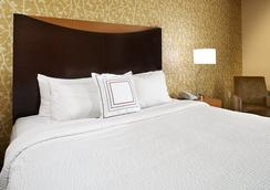 Fairfield Inn and Suites by Marriott Cleveland Beachwood - ビーチウッド - 寝室