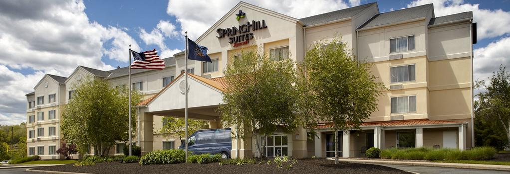 SpringHill Suites by Marriott Pittsburgh Airport - ピッツバーグ - 建物