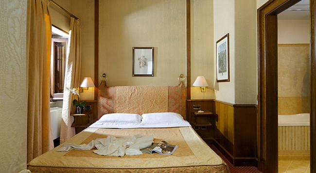 ホテル パンテオン - ローマ - 寝室