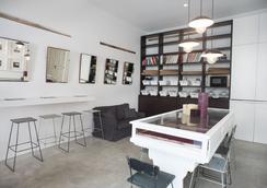 Belledonne Suite & Gallery - ナポリ - ラウンジ