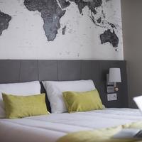 Park&Suites Elegance Le Bourget Guestroom