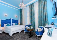 リバーサイド ホテル - トビリシ - 寝室