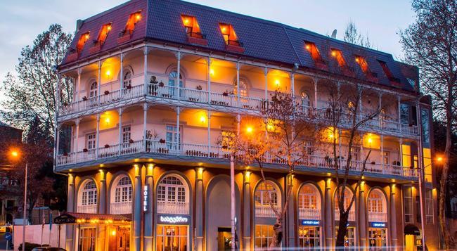 リバーサイド ホテル - トビリシ - 建物