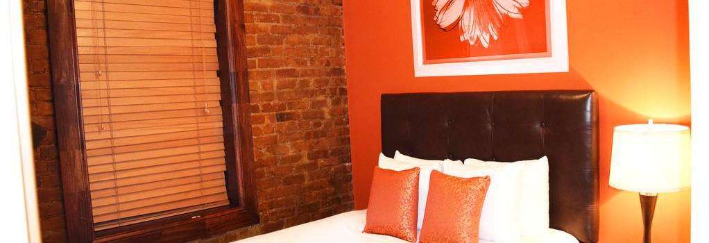 ロイヤル パーク ホテル & ホステル - ニューヨーク - 寝室