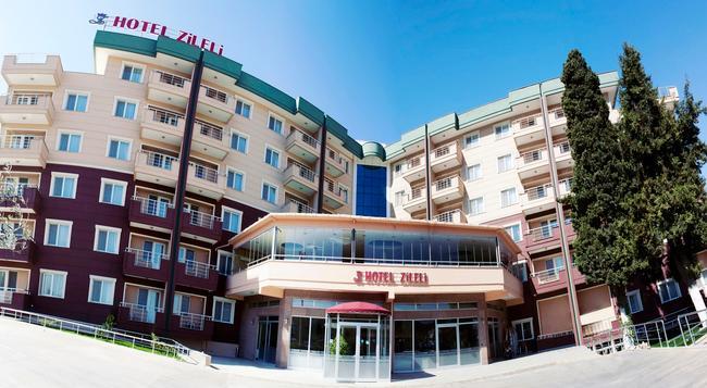 Hotel Zileli - チャナッカレ - 建物