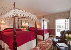 ミーティング ストリート イン - チャールストン - 寝室