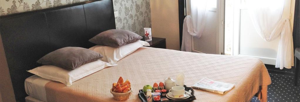オテル ド フランス - ベルジュラック - 寝室