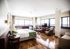 Shani Hotel - エルサレム - 寝室