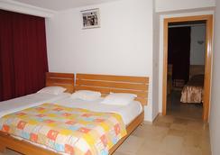 Naher El Founoun - Sfax - 寝室