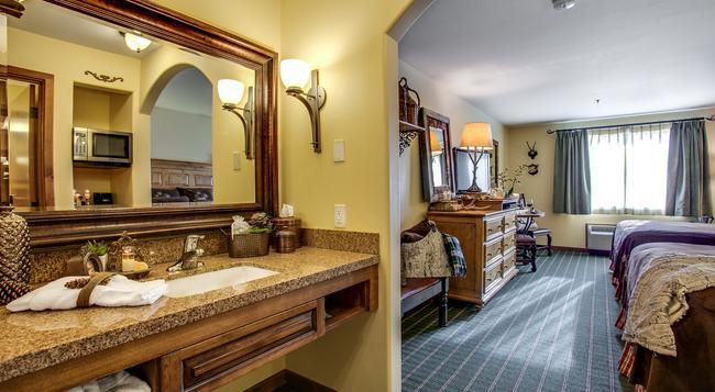 Bavarian Lodge - Leavenworth - 寝室