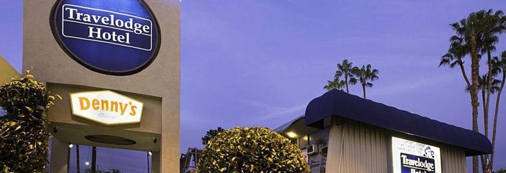 トラベロッジ ホテル アット LAX - ロサンゼルス - 建物
