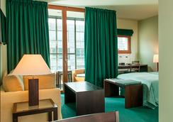 クリッパー シティ ホーム アパートメンツ ベルリン - ベルリン - 寝室
