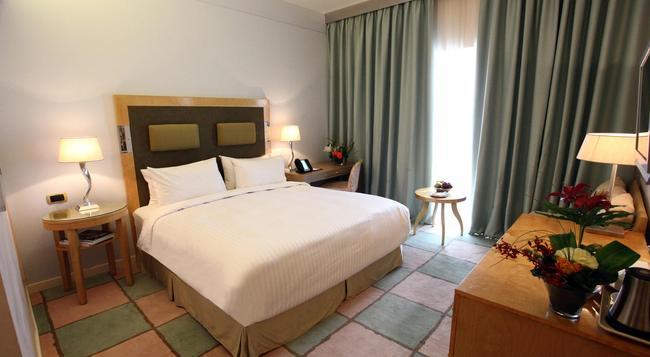 リビエラ ホテル ベイルート - ベイルート - 寝室