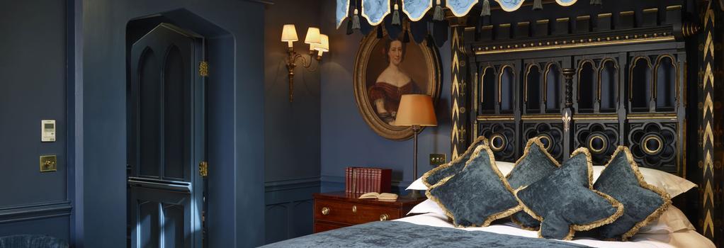 バティ ラングレーズ - ロンドン - 寝室