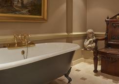 バティ ラングレーズ - ロンドン - 浴室