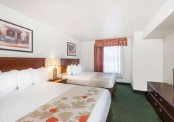 Hawthorn Suites by Wyndham Charleston - チャールストン - 寝室