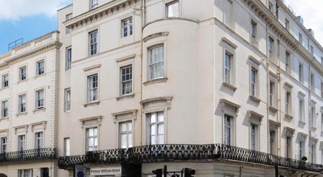 プリンス ウィリアム ホテル - ロンドン - 建物
