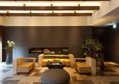 ホーム ホテル ダーアン - 台北市 - ロビー