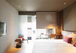 ホーム ホテル ダーアン - 台北市 - 寝室