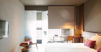 ホーム ホテル ダー アン (家飯店 - 大安) - 台北市 - 寝室