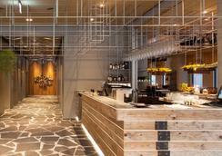 ホーム ホテル ダーアン - 台北市 - レストラン