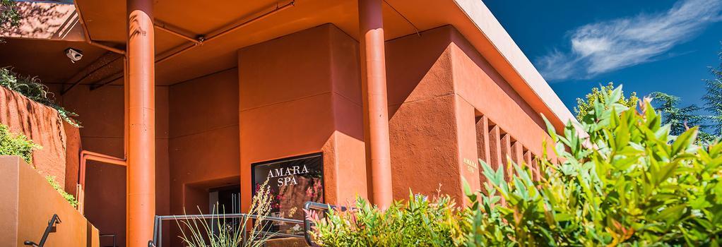 アマラ リゾート & スパ - セドナ - 建物