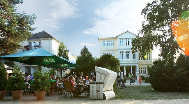 Upstalsboom Hotel Ostseestrand - ゼーバート・ヘリングスドルフ - 建物