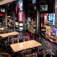 ニューヨーク マリオット マーキース Bar/Lounge